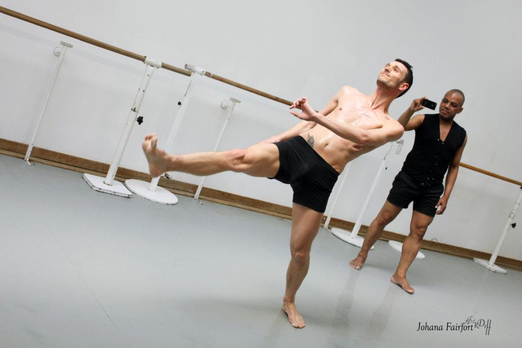 Répétition Ediroque Dance Company