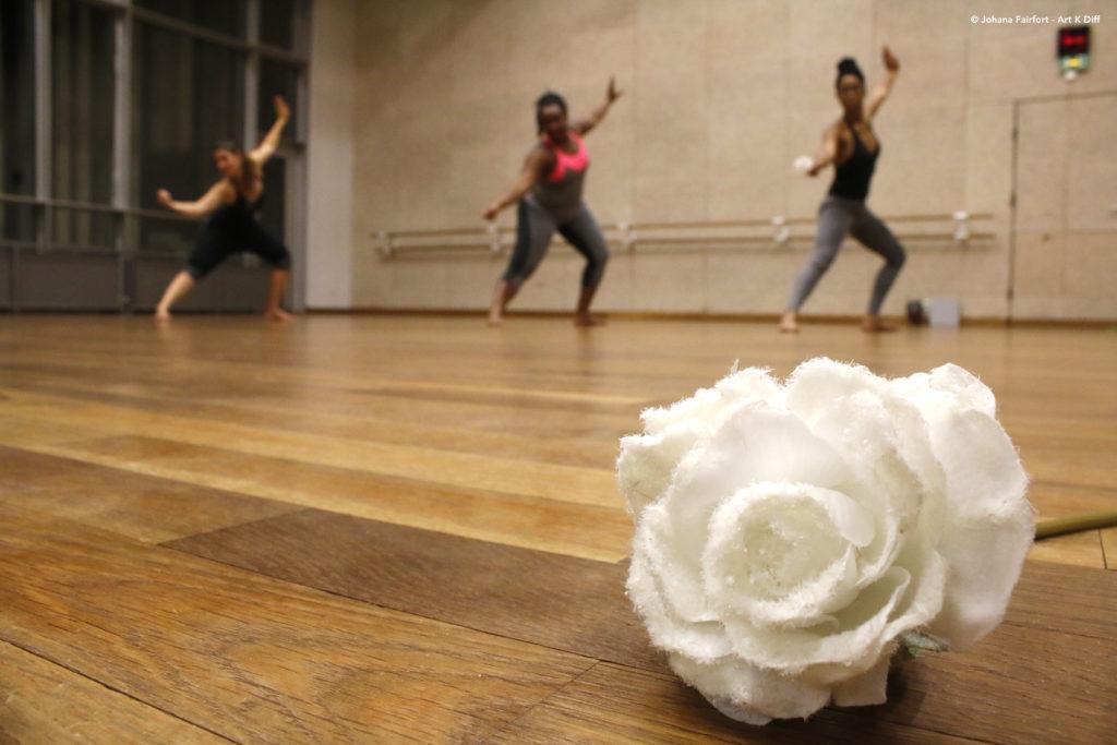 Répétition Compagnie Afro-Ka'Danse