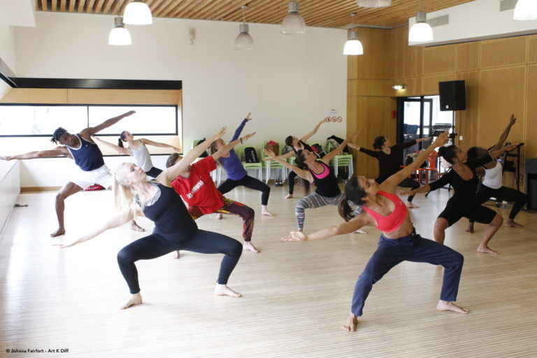 Audition Compagnie Afro-Ka'Danse