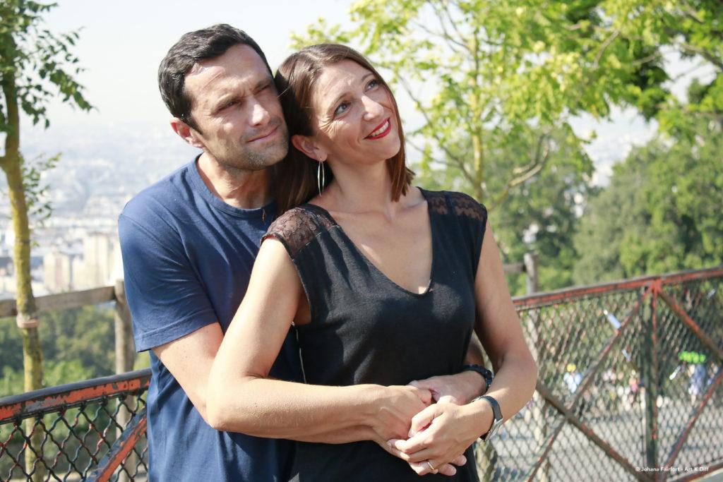 Valérie et Emmanuel